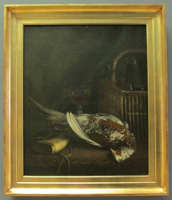 nature morte painting