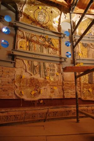 the monastery of daphni