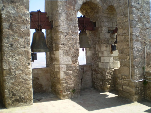 Norman bell tower, Erice