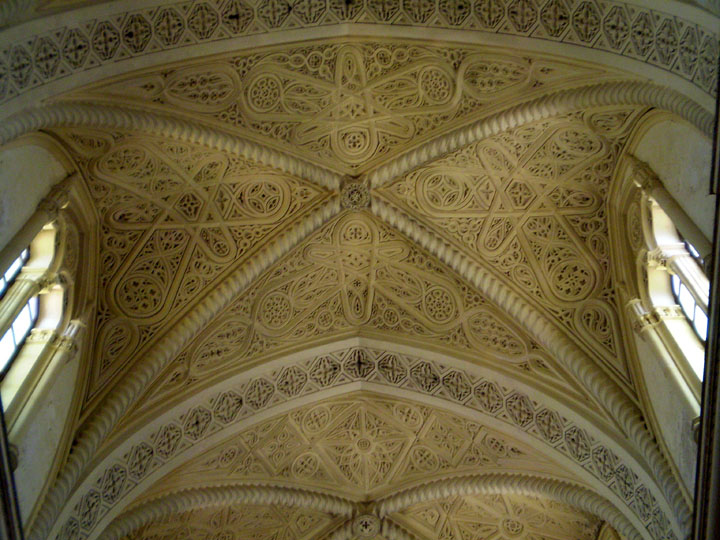 Beautiful ceiling details