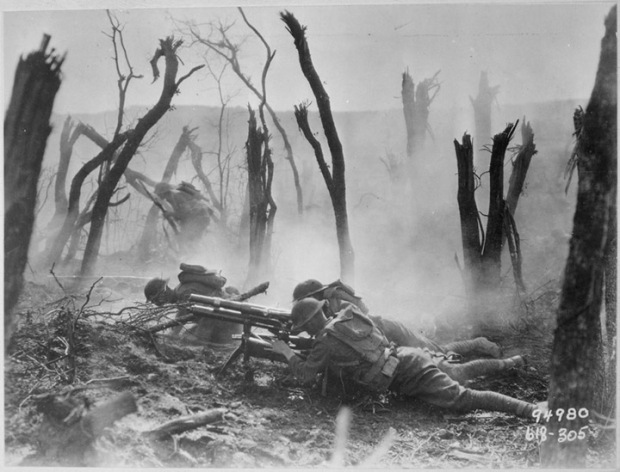 WW I American 37mm gun