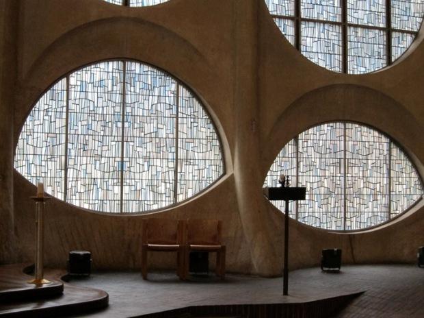 L'église sainte Jeanne d'Arc