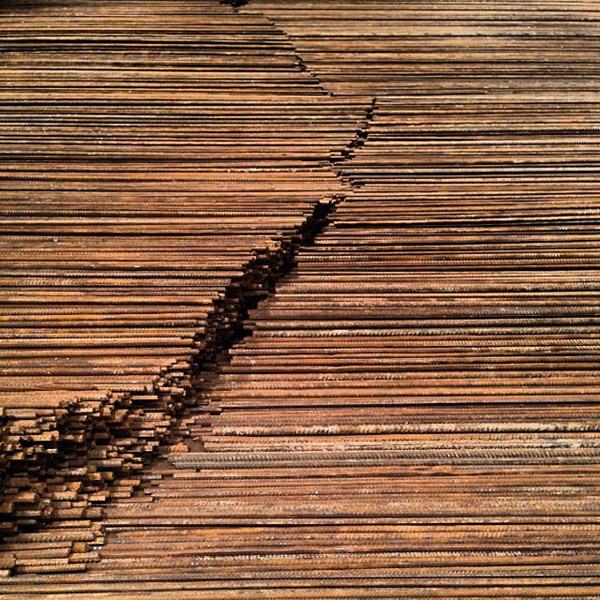 """Ai Weiwei's """"Straight"""""""