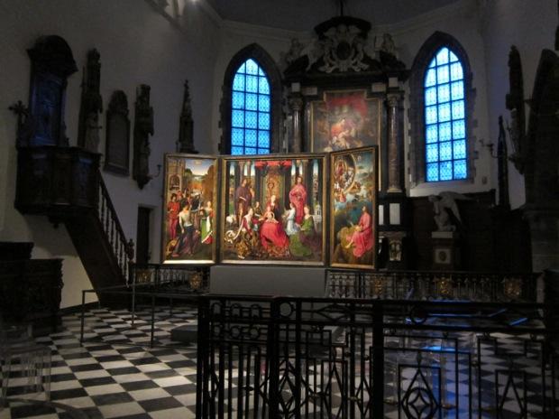 Memling Museum, St. John's Hospital, Bruges
