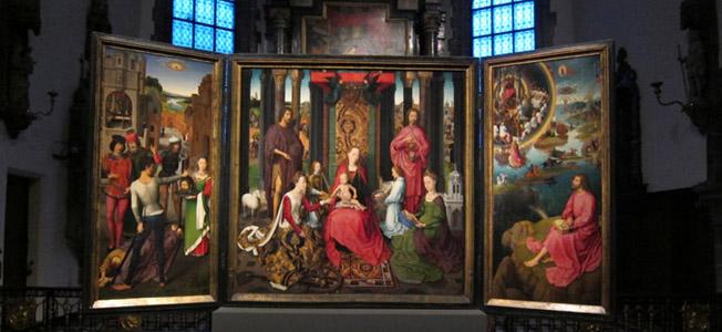 St. John altarpiece FI