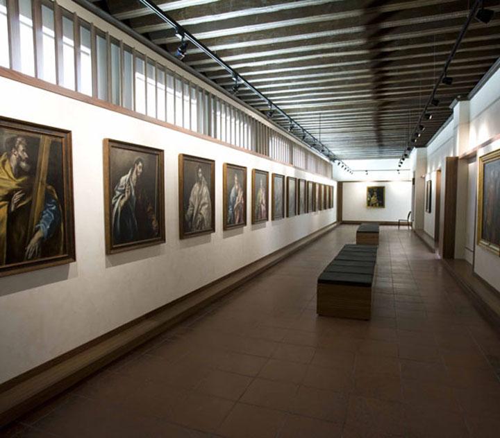 Apostle Room, Museo del Greco