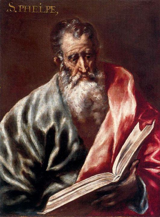 El Greco - San Mateo, Asturias Museum of Fine Arts