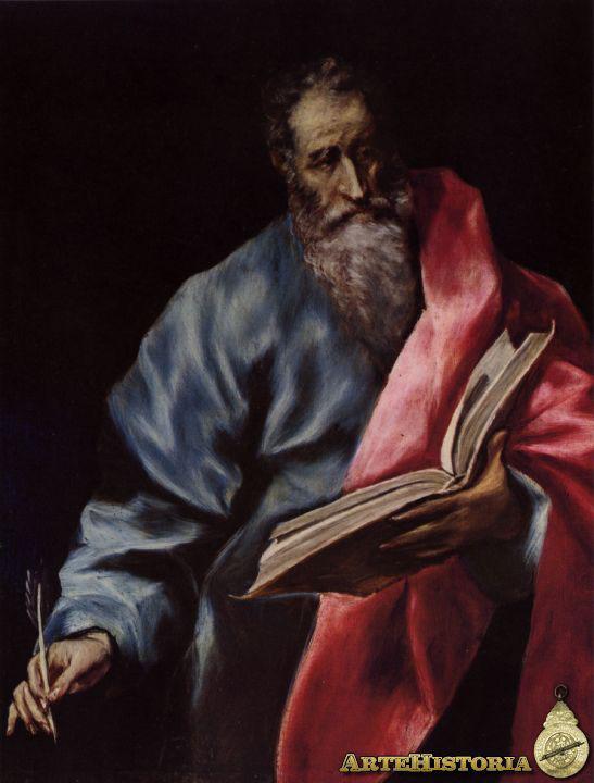 El Greco - San Mateo, Toledo Cathedral