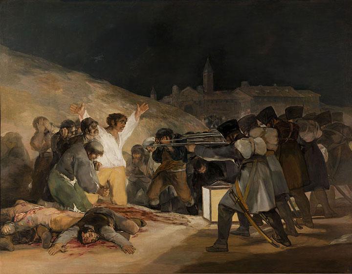 Goya Third of May