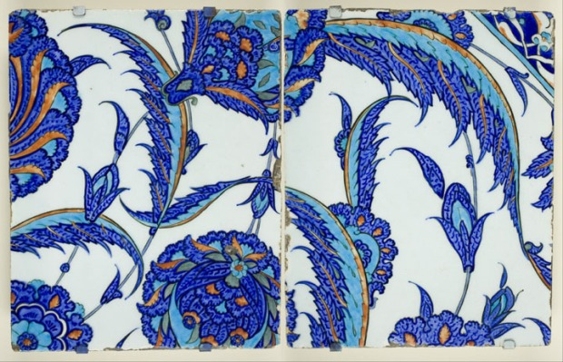 Turkey Iznik tile
