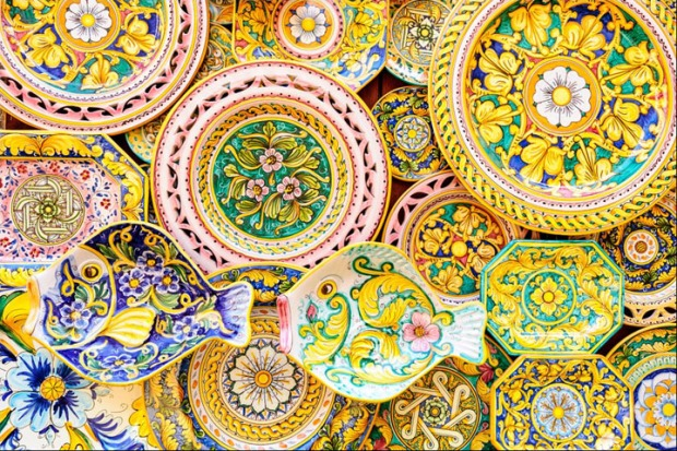 Ceramic Folk Art From Around The World Daydream Tourist
