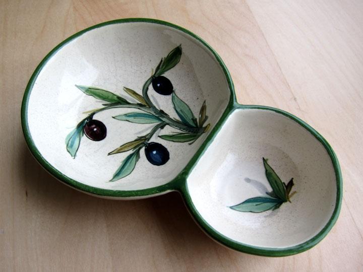 Italian olive dish