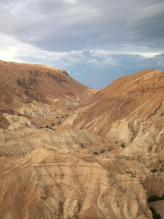 arad desert, Israel