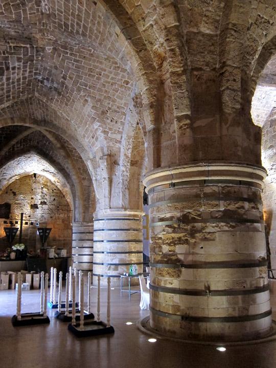 crusader dining hall