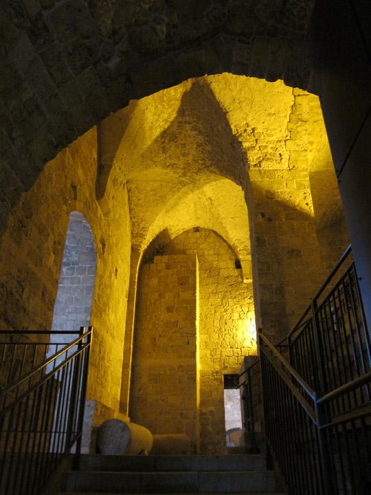 Massive Crusader Halls