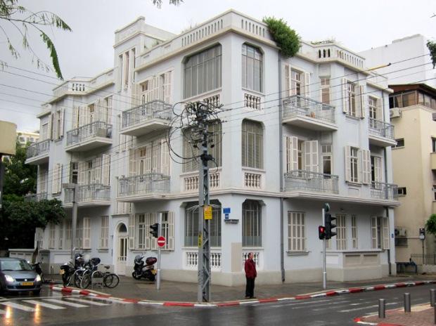 44 Balfour St. Tel Aviv Bauhaus