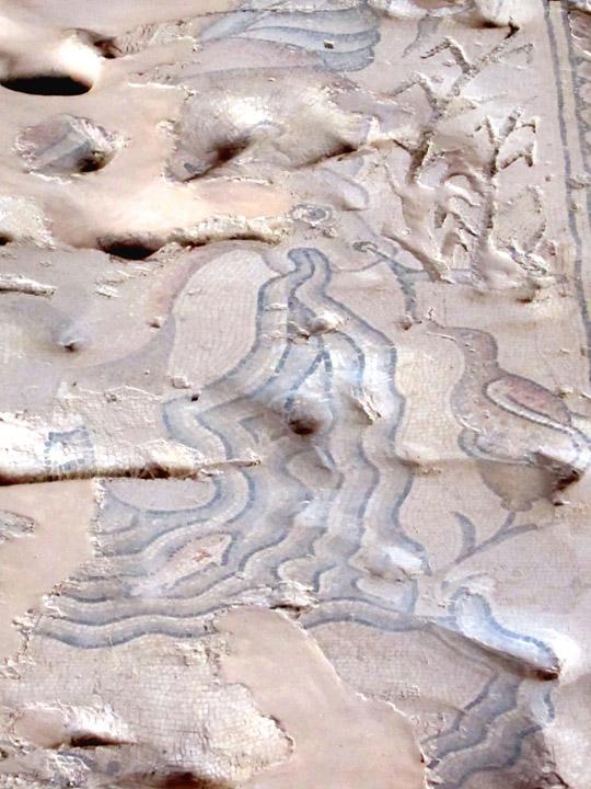 mouth of the nile, Nile House, Sepphoris