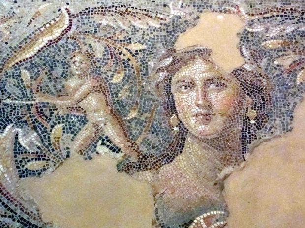 The Mona Lisa of Galilee, Sepphoris