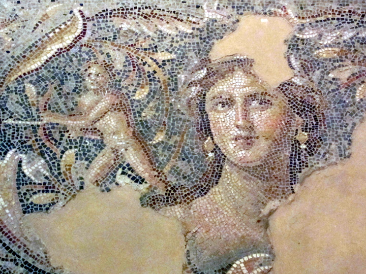 The Mona Lisa of Galilee, Sepphoris