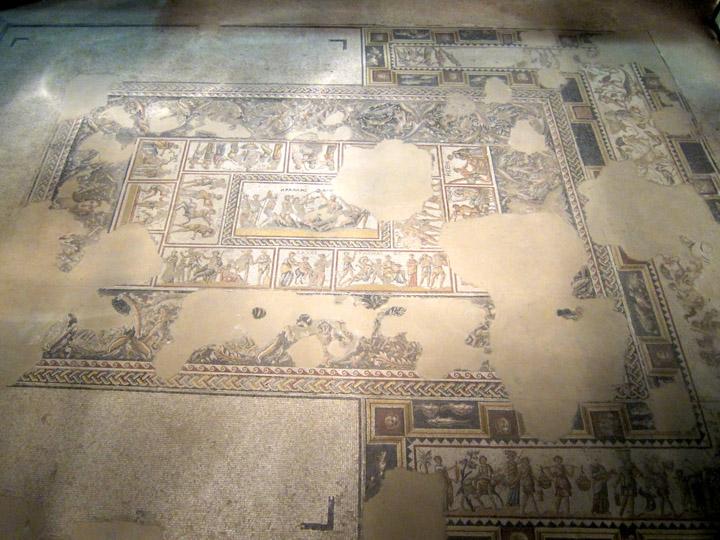 Roman Villa mosaics, Sepphoris