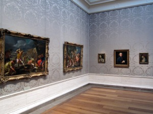 Baroque gallery, National Gallery of Art