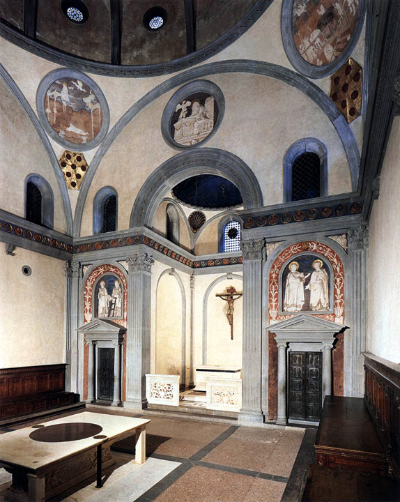 Old Sacristy of San Lorenzo