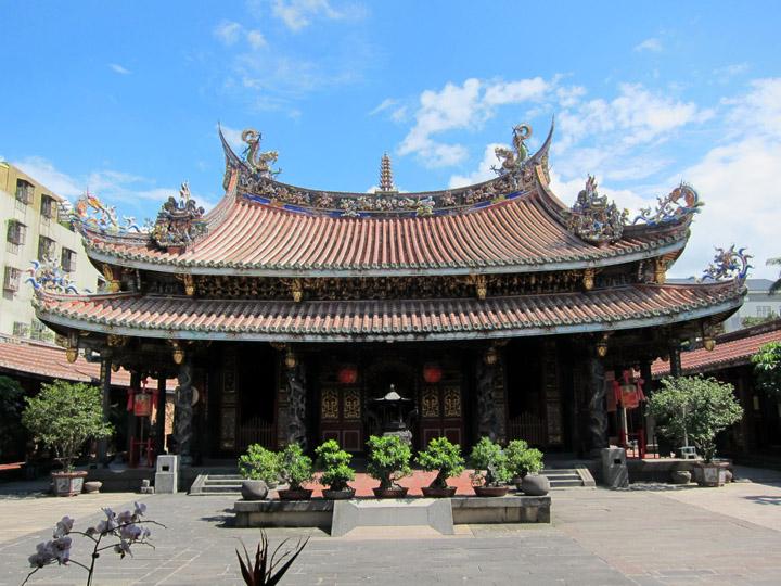 Baoan Temple, Taipei