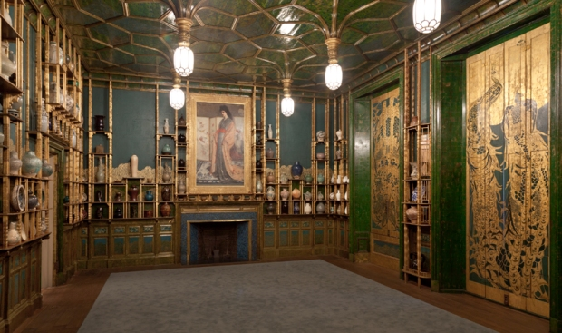 Peacock Room 1908