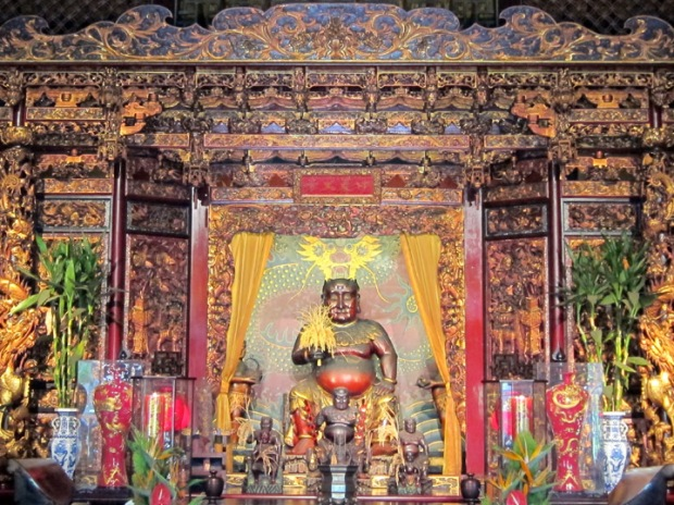 Shrine of Emperor Shengnong, King of the Five Grains