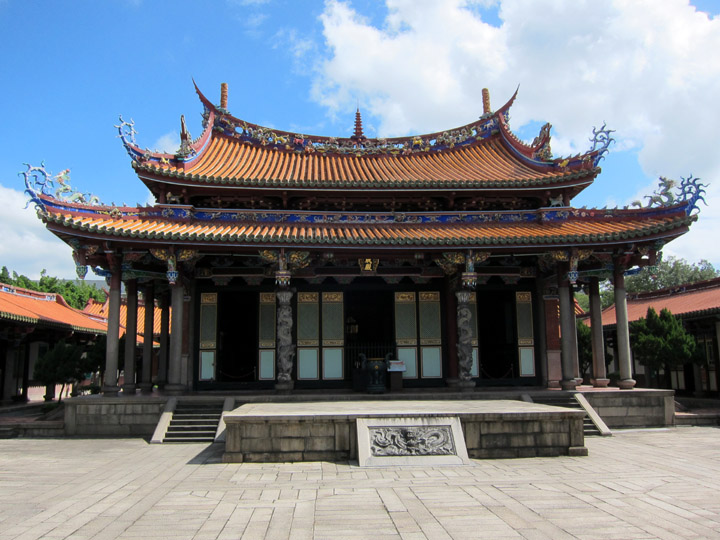 The Art of a Confucian Temple | Daydream Tourist