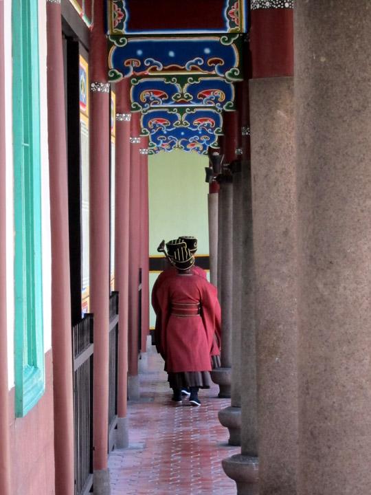 Confucian procession