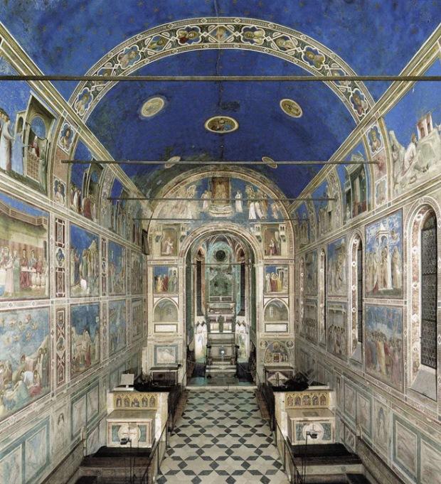 Arena Chapel, Scrovegni Chapel, Padua