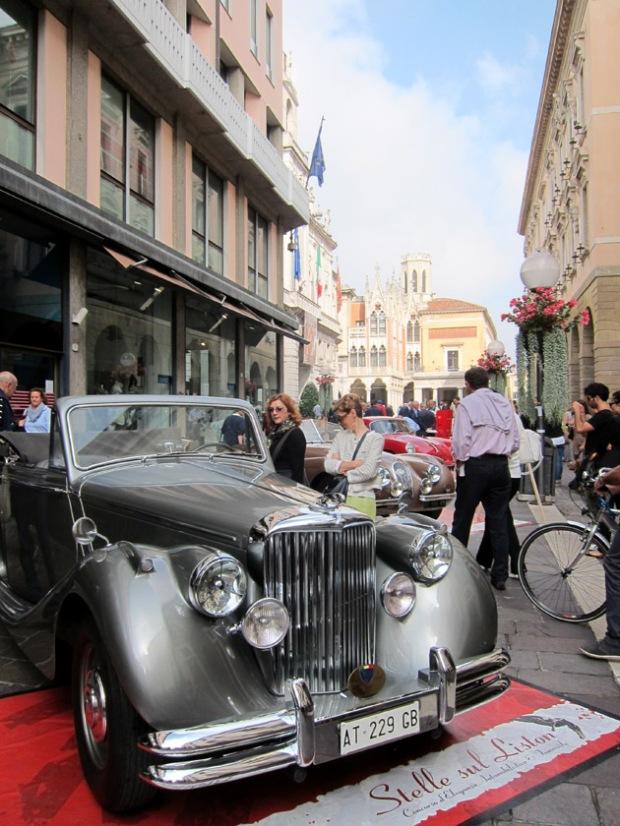 Padua classic car show