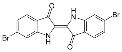 Tyrian Purple 6,6′-dibromoindigo