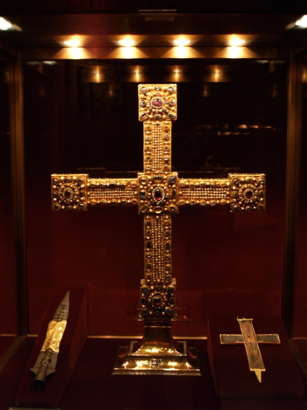 Holy relics, Imperial Treasury Vienna