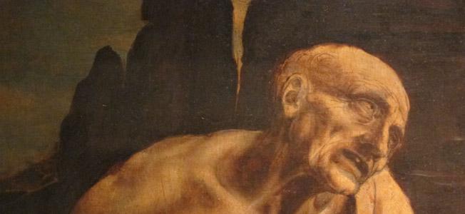The Life of A Painting: Leonardo da Vinci's St. Jerome in ...
