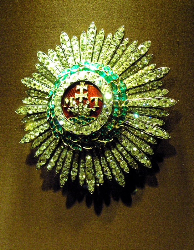 The Royal Hungarian Order of Saint Stephen, Imperial Treasury Vienna
