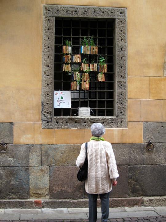 Germination by Marisa Merlin, Padova