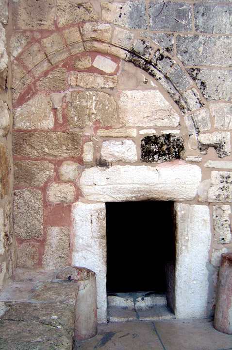 Door of Humility, Bethlehem