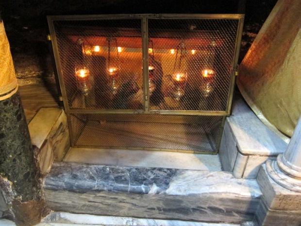 Chapel of the Manger, Bethlehem