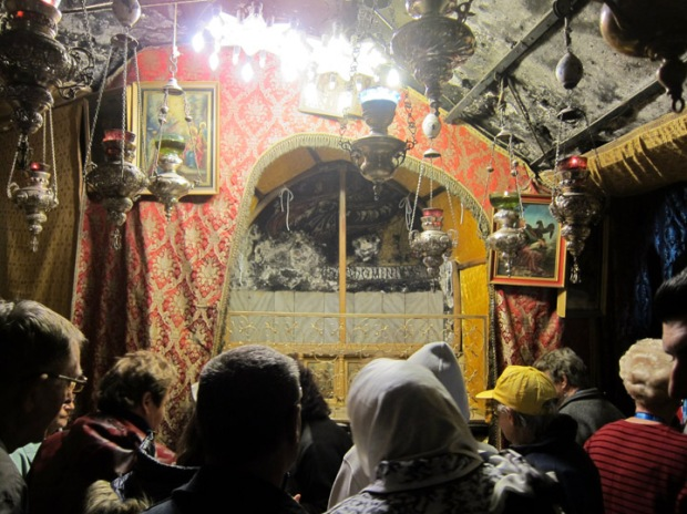 The Grotto of the Nativity, Bethlehem