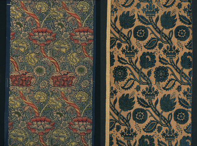 Wandle Design a vision of nature the designs of william morris daydream tourist