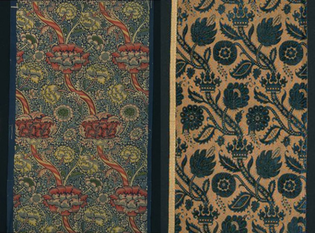 William Morris and Arts & Crafts compared to Renaissance design