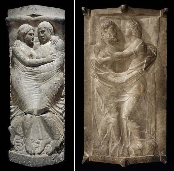 Etruscan Sarcophagus of the Spouses, MFA Boston