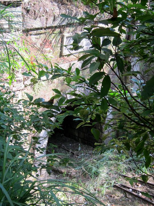Jiufen mining tunnel