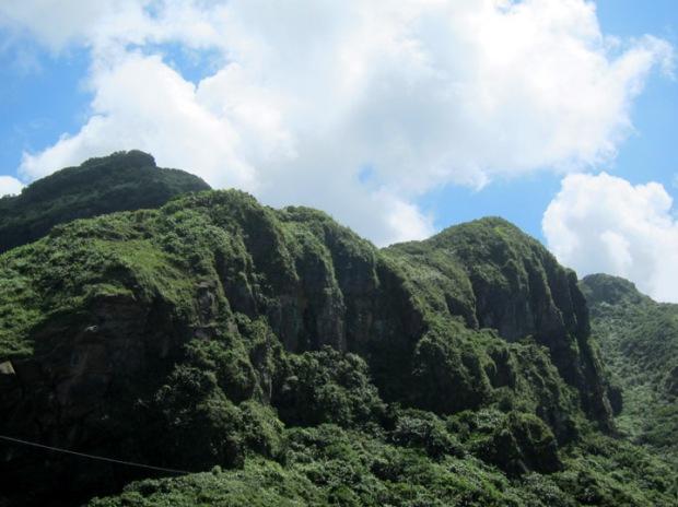 Amazing mountains Taiwan