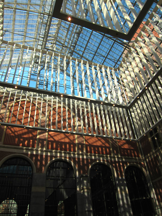 atrium, Rijksmuseum