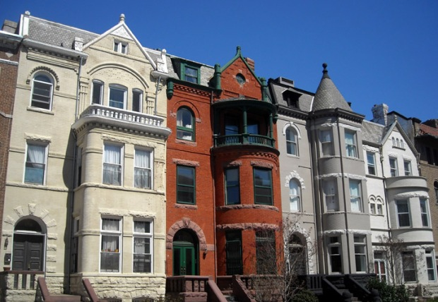 Dupont Circle Row Houses