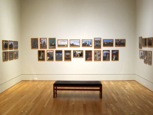 Jacob Lawrence Migration Series gallery