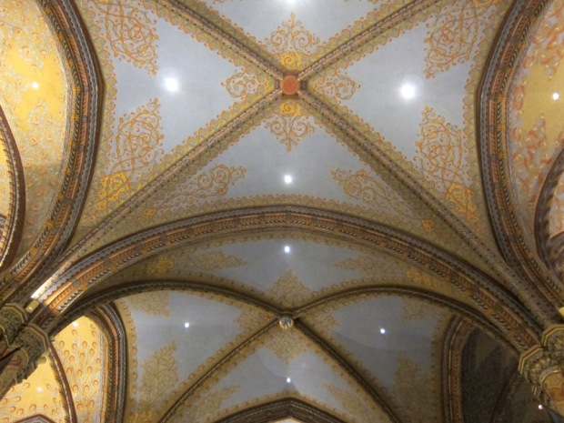 neo-Renaissance ceiling